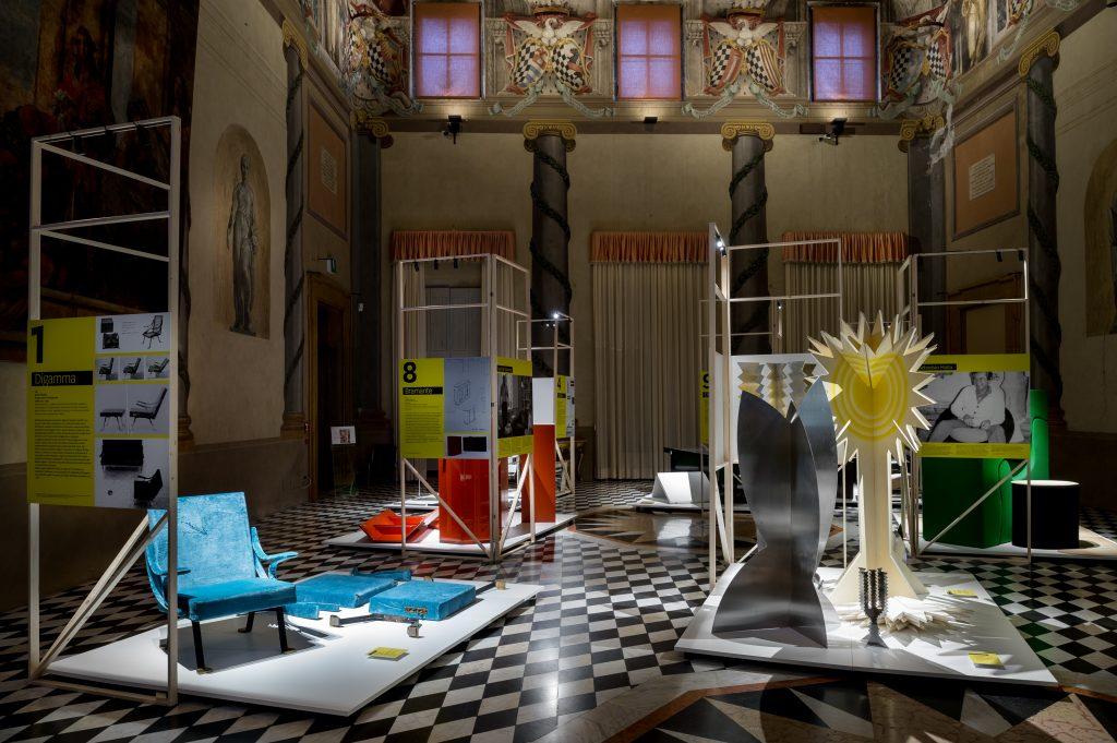 mostra di Dino Gavina alla bologna design week