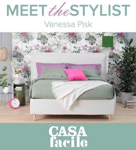 definire lo stile della camera da letto