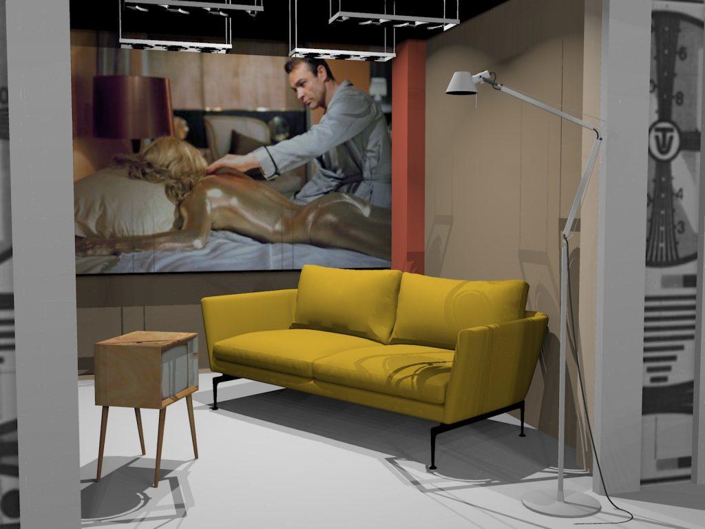 set mostra milleluci bologna design week