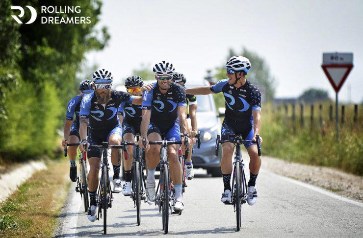 gruppo dei roling dreamers ciclisti, scopri le buone abitudini per aver energia