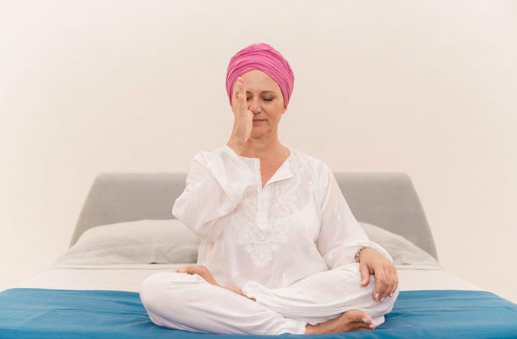 Tecnica del pranayama come addormentarsi serenamente