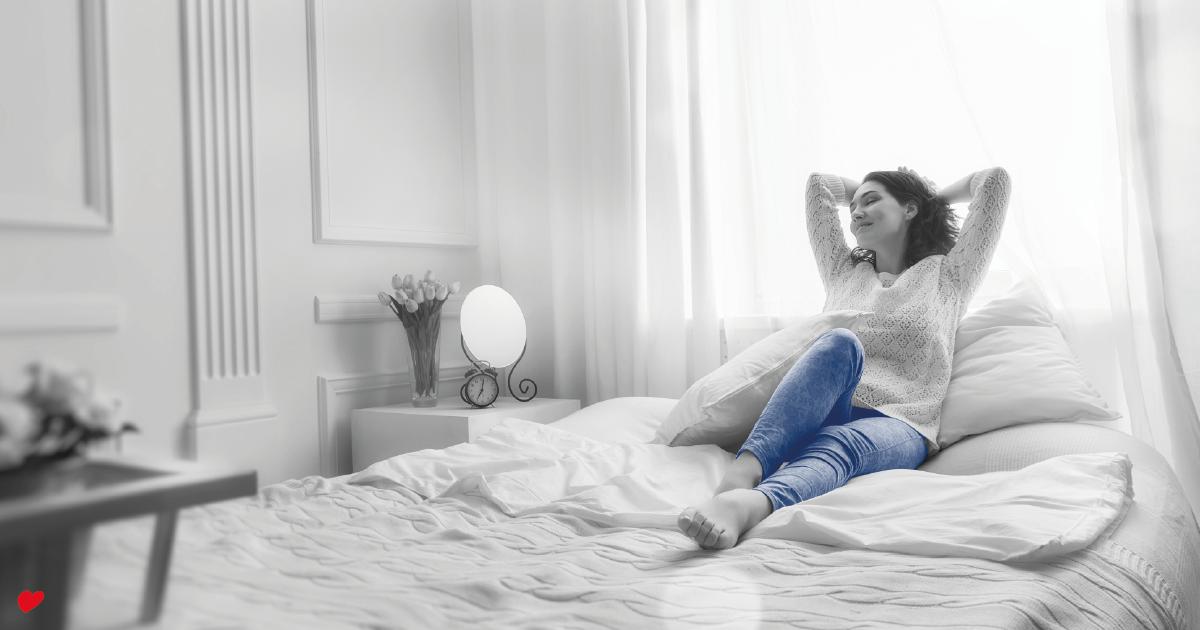Come Dormire Meglio In Una Camera Accogliente La Stanza Perdormire