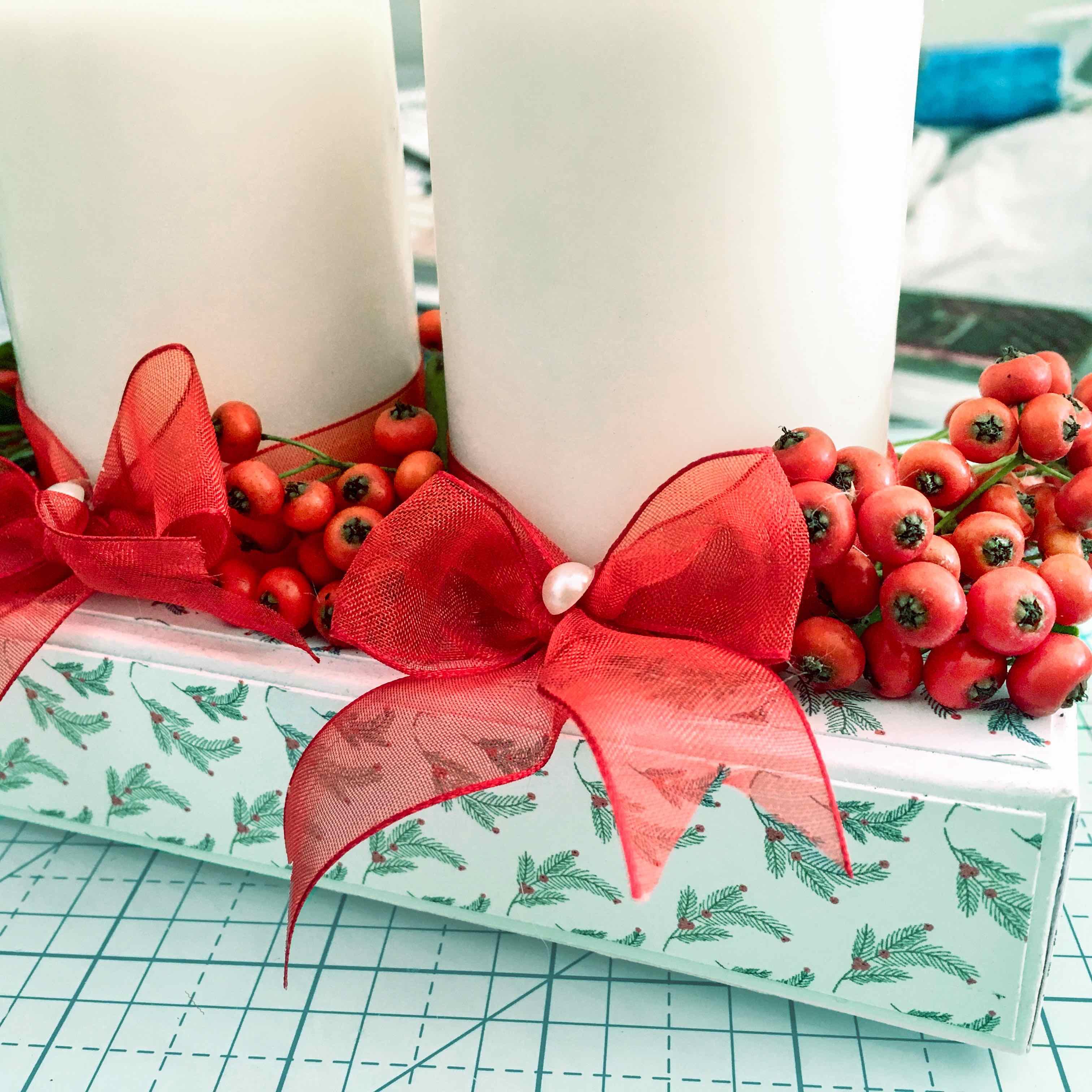 Decorazioni natalizie fai da te 6 la stanza perdormire - Decorazioni marine fai da te ...